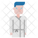 Spa Person Icon