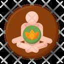 Spa Retreat Meditation Spa Therapy Icon