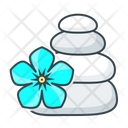 Flower Relaxation Spa Icon