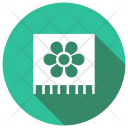 Spa Towel Icon