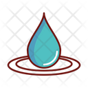 Spa waters Icon