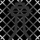 Space Needle Building Icon