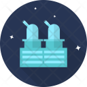 Space Observation Galaxy Icon