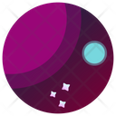 Stars Planets Space Icon