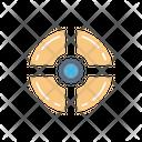 Space Astronomy Spaceship Icon