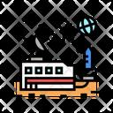 Space Base Send Signal Space Base Icon