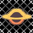Space Black Hole Space Black Hole Icon