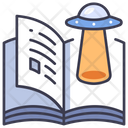 Space Book Icon