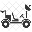 Space Buggy Buggy Car Dune Buggy Icon