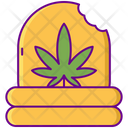 Space Cake Icon