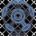 Space Camera Icon