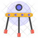Space Capsule Astronomy Spacecraft Icon