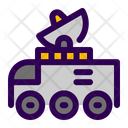 Space car Icon