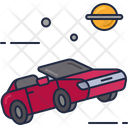 Mspace Car Space Car Car Icon