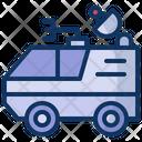 Space Car Parabolic Car Car Icon