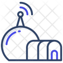 Space Colony Extraterrestrial Colony Space Colonization Icon