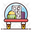 Space Colony Space Agency Space Station Icon