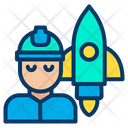 Space Engineer Icon