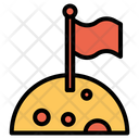 Space Flag Icon