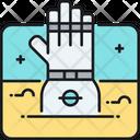Space Glove Glove Hand Glove Icon