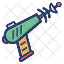 Space Gun Icon