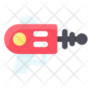 Space Alien Laser Icon
