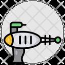 Space Gun Alien Gun Laser Gun Icon