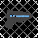 Space Gun Laser Icon