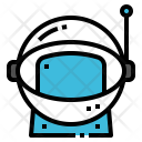 Space Helmet Astronaut Icon