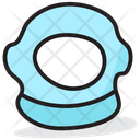 Space Helmet Headgear Head Protector Icon