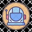 Space Helmet Icon