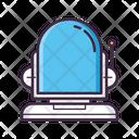 Space Helmet Astronaut Helmet Icon