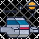 Mspace Interceptor Space Interceptor Space Shuttle Icon