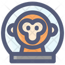 Space Monkey Icon