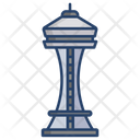 Space Needle Icon
