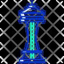 Space Needle Icon