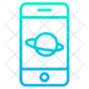 Space Phone Icon