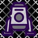 Space Pod Icon