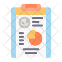 Space Report Space Data Space Icon