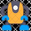 Space Robot Robot Robotics Icon