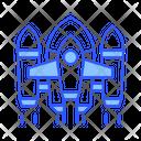 Space Ship Icon