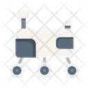 Space Rover Space Rover Icon