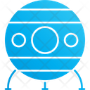 Space Shelter Icon
