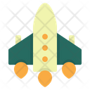 Space Ship Space Shuttle Rocket Icon