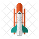 Space Shuttle Transport Icon