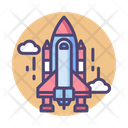 Mspace Shuttle Launch Space Shuttle Launch Launch Icon
