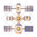 Space Station Icon