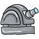 Space Telescope Icon