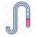 Space Whip Rope Space Icon