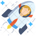 Spacecarft Space Craft Icon